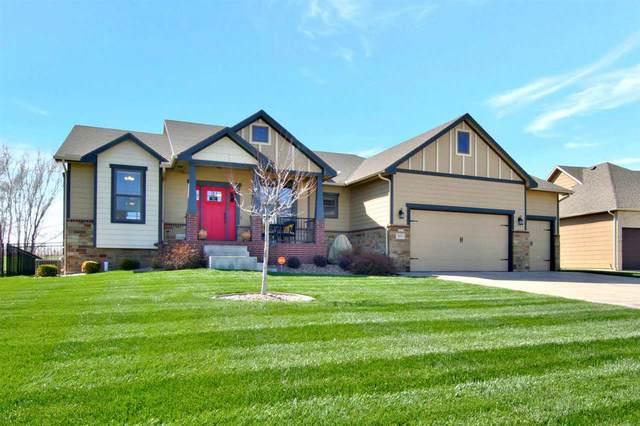 217 N Fawnwood Ct, Wichita, KS 67235 (MLS #594545) :: COSH Real Estate Services
