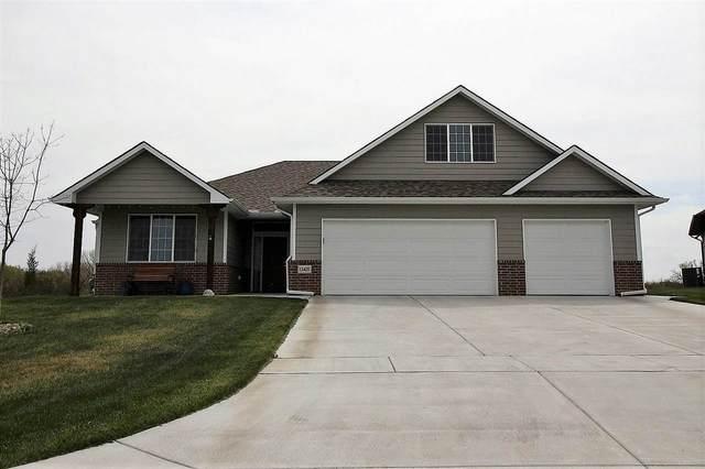 13429 E Bellechase St, Wichita, KS 67230 (MLS #594549) :: Pinnacle Realty Group