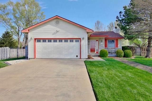 620 E School, Rose Hill, KS 67133 (MLS #594553) :: Kirk Short's Wichita Home Team