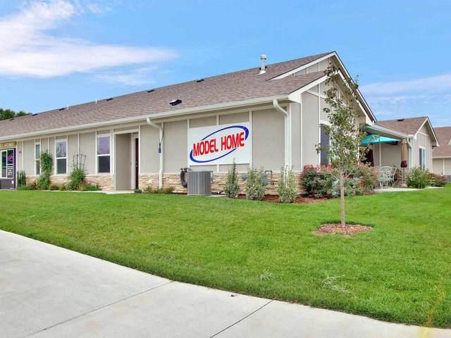 2418 E Madison #2201, Derby, KS 67037 (MLS #594555) :: Preister and Partners | Keller Williams Hometown Partners