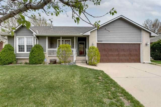 2522 N Amarado St, Wichita, KS 67205 (MLS #594560) :: Pinnacle Realty Group