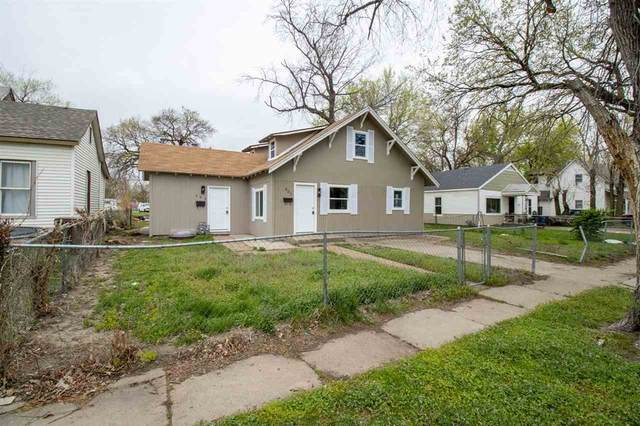 405 N Kansas Ave, Wichita, KS 67214 (MLS #594561) :: COSH Real Estate Services
