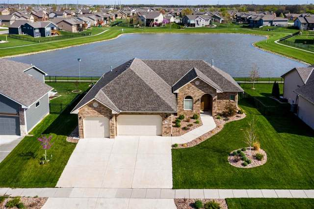 13314 W Lost Creek St., Wichita, KS 67235 (MLS #594565) :: The Boulevard Group
