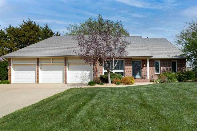 701 Wedgewood Drive, Newton, KS 67114 (MLS #594567) :: Keller Williams Hometown Partners