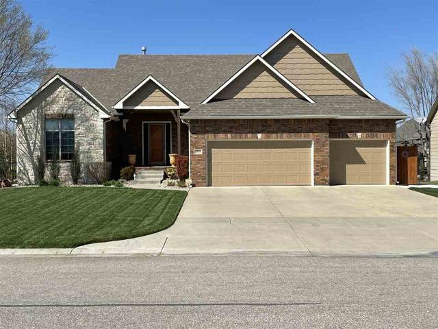 3855 N Lily Ct, Maize, KS 67101 (MLS #594569) :: Pinnacle Realty Group