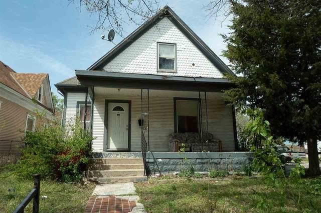 1101 S Main St, Wichita, KS 67213 (MLS #594570) :: Kirk Short's Wichita Home Team