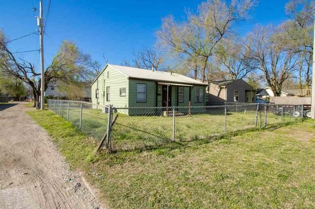 1117 W Merton St, Wichita, KS 67213 (MLS #594576) :: Graham Realtors