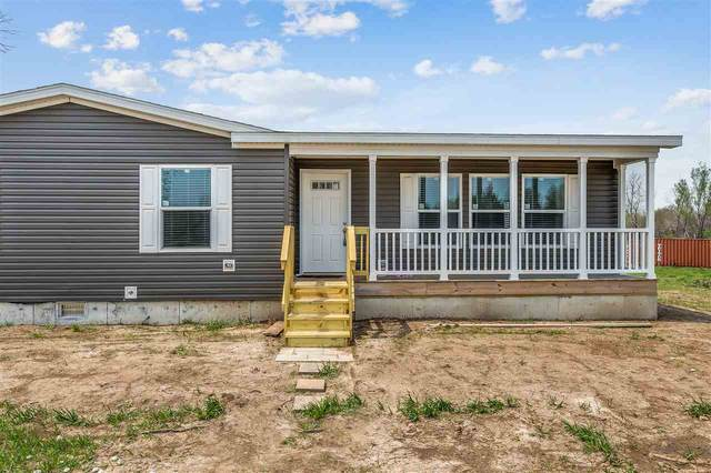 5755 NW State Road 196, Potwin, KS 67123 (MLS #594577) :: Graham Realtors