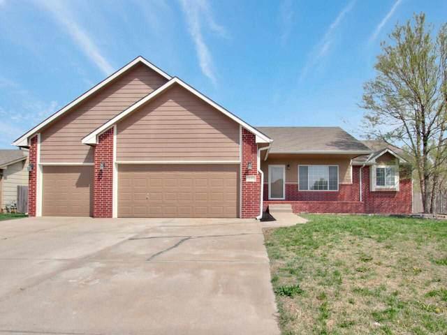 10404 W 35th St South, Wichita, KS 67215 (MLS #594579) :: Kirk Short's Wichita Home Team