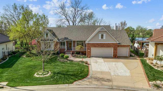 8324 E Oxford Cir, Wichita, KS 67226 (MLS #594581) :: Kirk Short's Wichita Home Team