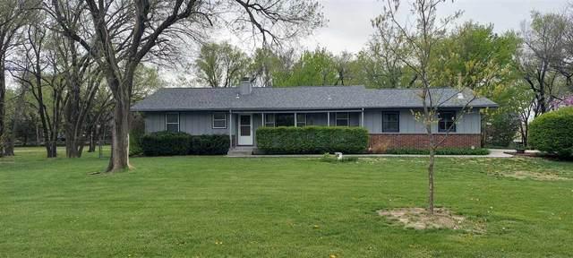 9525 SW Pine Rd, Andover, KS 67002 (MLS #594582) :: Pinnacle Realty Group