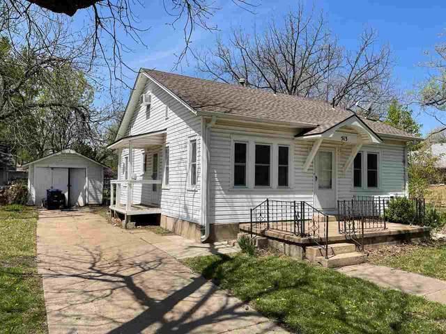 513 N Topeka St, El Dorado, KS 67042 (MLS #594583) :: Pinnacle Realty Group