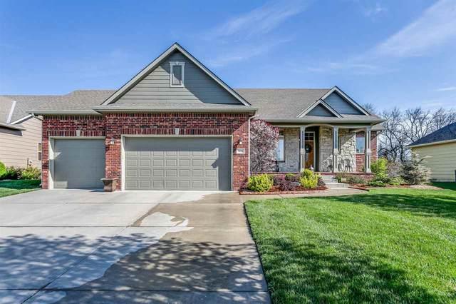 840 N Crescent Lakes Cir, Andover, KS 67002 (MLS #594592) :: Pinnacle Realty Group