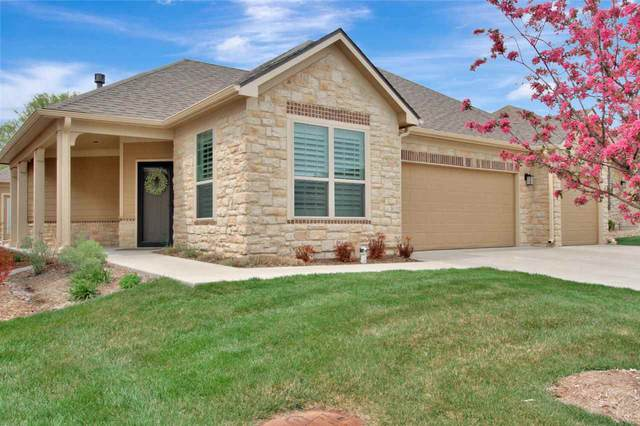 1229 S Nineiron St, Wichita, KS 67235 (MLS #594593) :: Kirk Short's Wichita Home Team