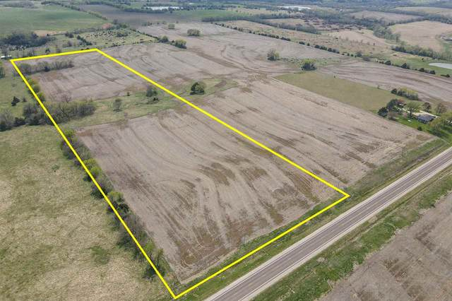 20.3 +/- Acres At E. K268 Hwy Tract 1, Lyndon, KS 66451 (MLS #594595) :: Kirk Short's Wichita Home Team