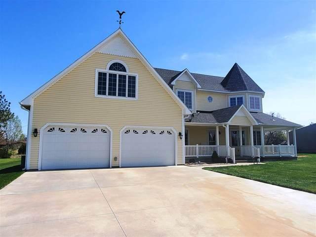 912 S Ash St., Hillsboro, KS 67063 (MLS #594600) :: Pinnacle Realty Group