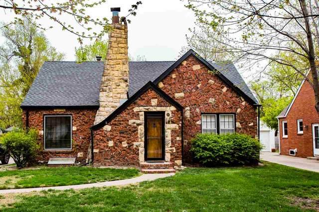 314 N Parkwood Lane, Wichita, KS 67208 (MLS #594601) :: Keller Williams Hometown Partners