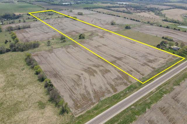 27.7 +/- Acres At E. K268 Hwy Tract 2, Lyndon, KS 66451 (MLS #594603) :: Kirk Short's Wichita Home Team