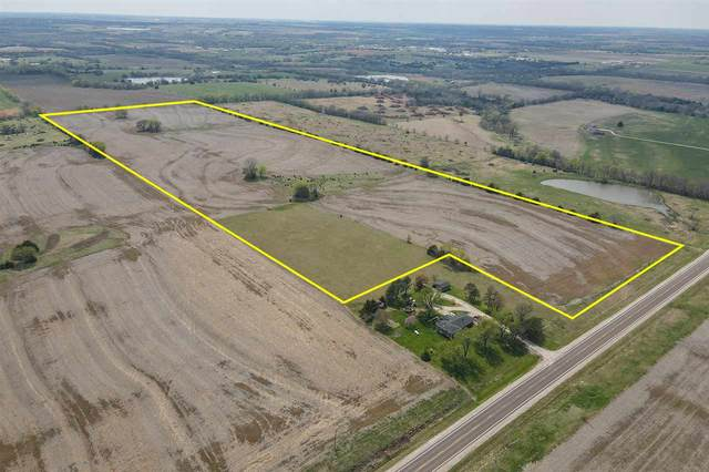 48.3 +/- Acres At E. K268 Hwy Tract 3, Lyndon, KS 66451 (MLS #594606) :: Kirk Short's Wichita Home Team