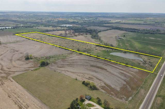 27.7 +/- Acres At E. K268 Hwy Tract 4, Lyndon, KS 66451 (MLS #594609) :: Kirk Short's Wichita Home Team