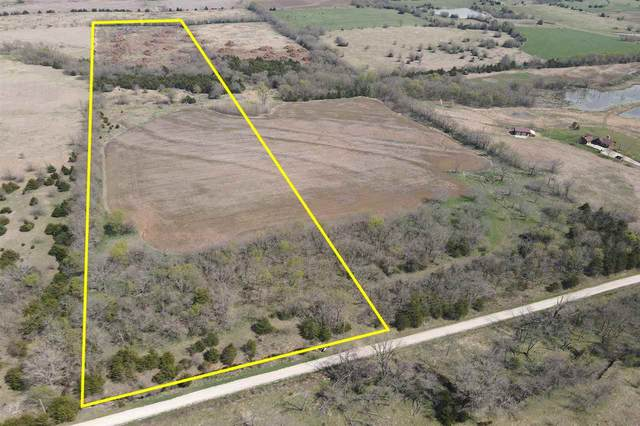 30 +/- Acres At S. Adams Rd. Tract 5, Lyndon, KS 66451 (MLS #594610) :: Kirk Short's Wichita Home Team
