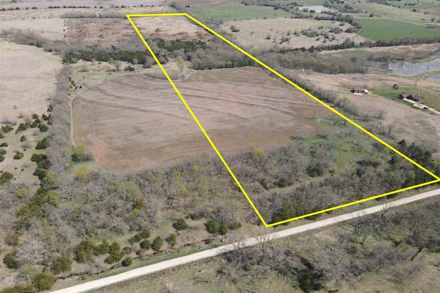 30 +/- Acres At S. Adams Rd. Tract 6, Lyndon, KS 66451 (MLS #594611) :: Kirk Short's Wichita Home Team