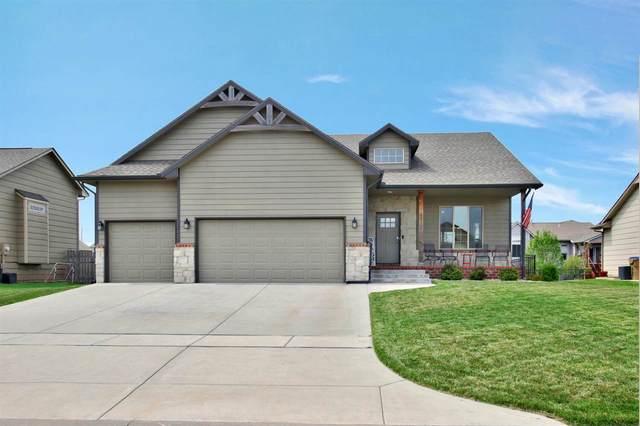 8832 N Saddlebrook Ct, Park City, KS 67147 (MLS #594613) :: Kirk Short's Wichita Home Team