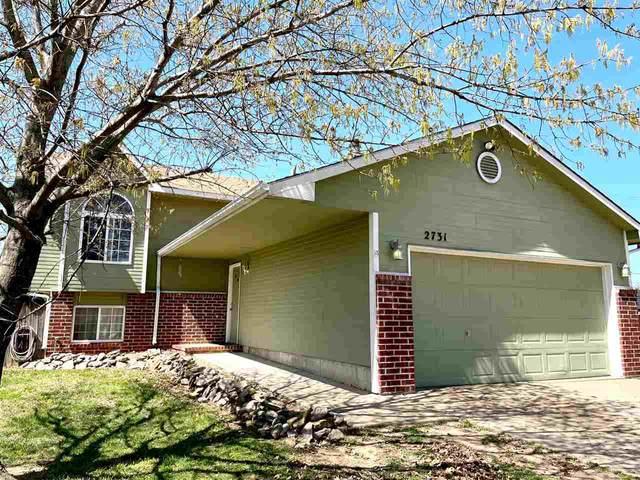 2731 S Crestline Ct, Wichita, KS 67215 (MLS #594616) :: COSH Real Estate Services