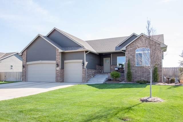 1526 N Blackstone, Wichita, KS 67235 (MLS #594617) :: The Boulevard Group