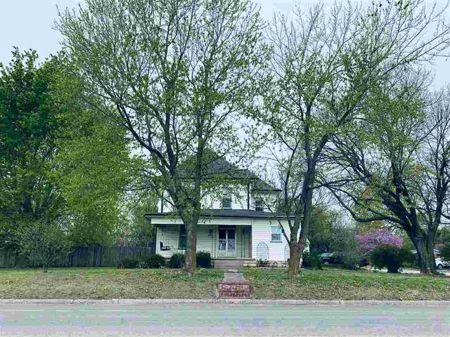 603 S Elm St, Whitewater, KS 67154 (MLS #594620) :: Pinnacle Realty Group
