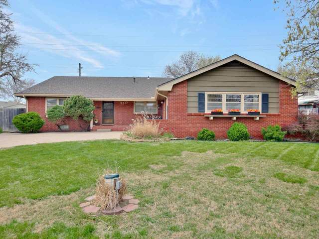 2017 N Hyacinth St, Wichita, KS 67203 (MLS #594621) :: Pinnacle Realty Group