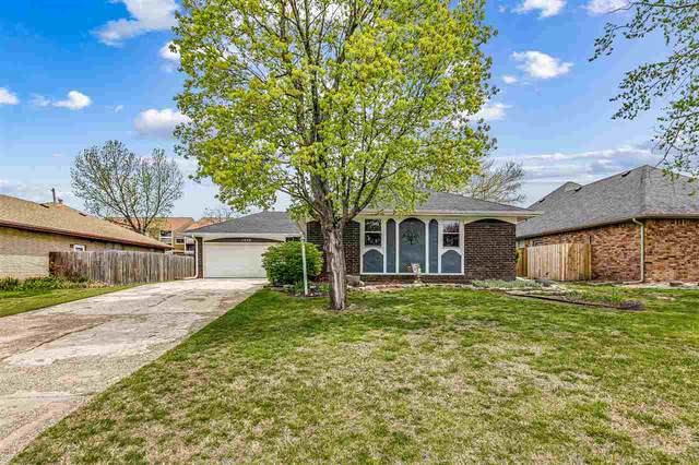 1230 S Eastmoor St, Wichita, KS 67207 (MLS #594622) :: Pinnacle Realty Group