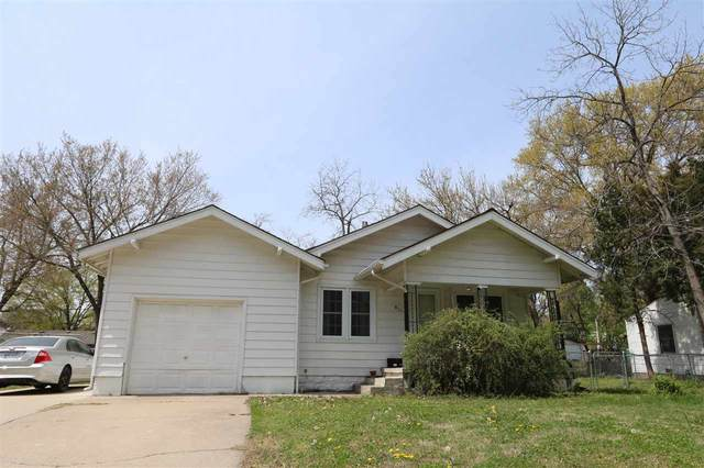 821 S Fountain St, Wichita, KS 67218 (MLS #594623) :: Pinnacle Realty Group