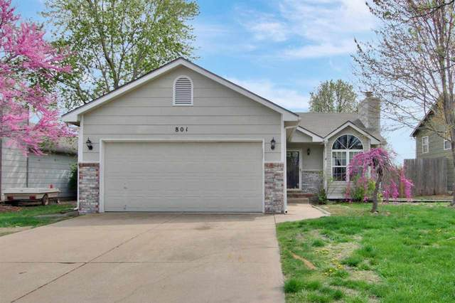 801 Deerfield Cir, Valley Center, KS 67147 (MLS #594624) :: Pinnacle Realty Group
