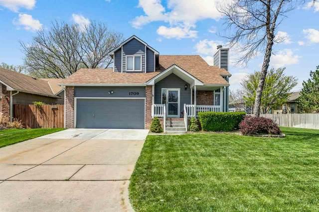 1709 N Shefford St, Wichita, KS 67212 (MLS #594625) :: Pinnacle Realty Group