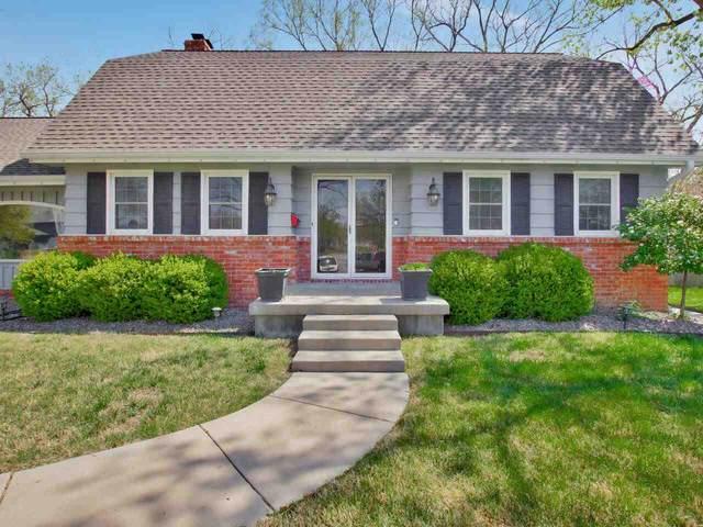 1040 N Lawrence Ct, Wichita, KS 67206 (MLS #594627) :: Pinnacle Realty Group