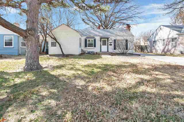 207 N Edgemoor St, Wichita, KS 67208 (MLS #594631) :: Pinnacle Realty Group