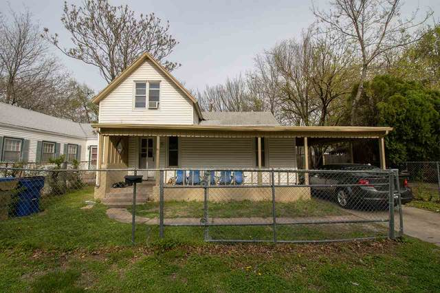 632 N Erie Ave, Wichita, KS 67214 (MLS #594632) :: Keller Williams Hometown Partners