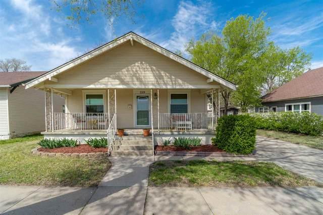 219 S Oak St, Wichita, KS 67213 (MLS #594635) :: Pinnacle Realty Group