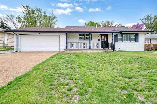 8113 E Zimmerly St, Wichita, KS 67207 (MLS #594639) :: Pinnacle Realty Group