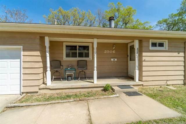 3506 E Clark St, Wichita, KS 67218 (MLS #594644) :: Kirk Short's Wichita Home Team