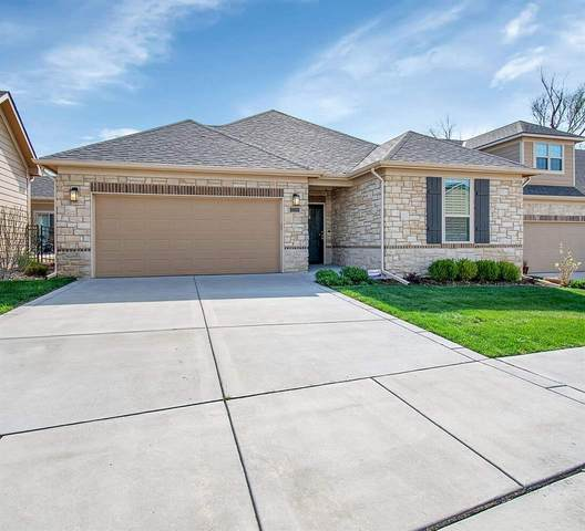 1228 S Nineiron St, Wichita, KS 67235 (MLS #594649) :: Kirk Short's Wichita Home Team