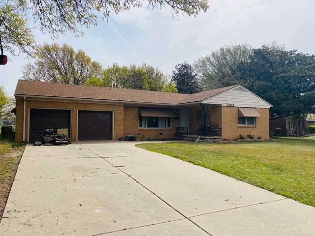 2302 S George Washington Blvd, Wichita, KS 67218 (MLS #594650) :: Pinnacle Realty Group