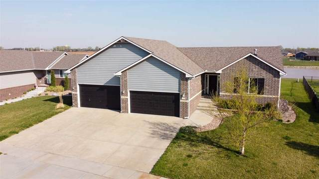 12814 W Grant St, Wichita, KS 67235 (MLS #594651) :: COSH Real Estate Services