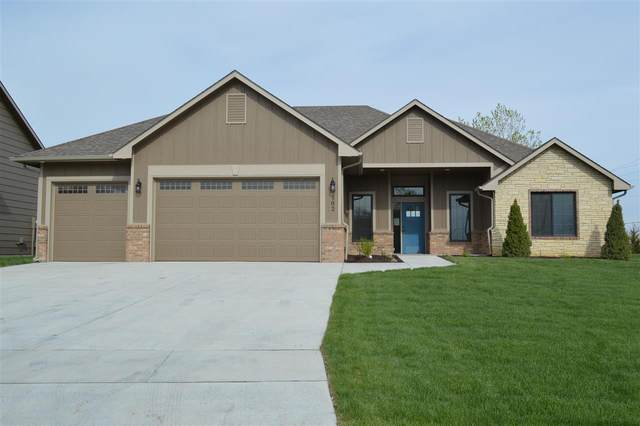 502 N Woodridge St, Wichita, KS 67206 (MLS #594652) :: COSH Real Estate Services