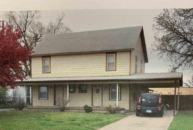 2214 Roanoke Lane, Newton, KS 67114 (MLS #594659) :: Kirk Short's Wichita Home Team