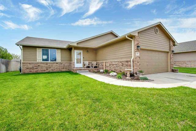 1309 E Berlin St, Haysville, KS 67060 (MLS #594663) :: Kirk Short's Wichita Home Team