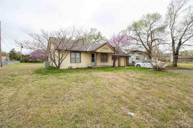 701 E 56TH ST S, Wichita, KS 67216 (MLS #594666) :: Graham Realtors