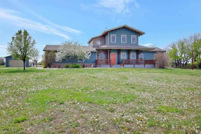 11601 E 75th St S, Derby, KS 67037 (MLS #594669) :: COSH Real Estate Services