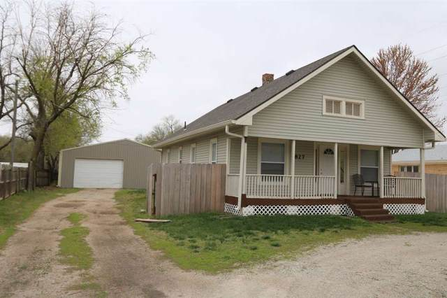 827 W 35TH ST N, Wichita, KS 67204 (MLS #594676) :: Kirk Short's Wichita Home Team